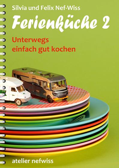 Kochbuch Ferienküche 2